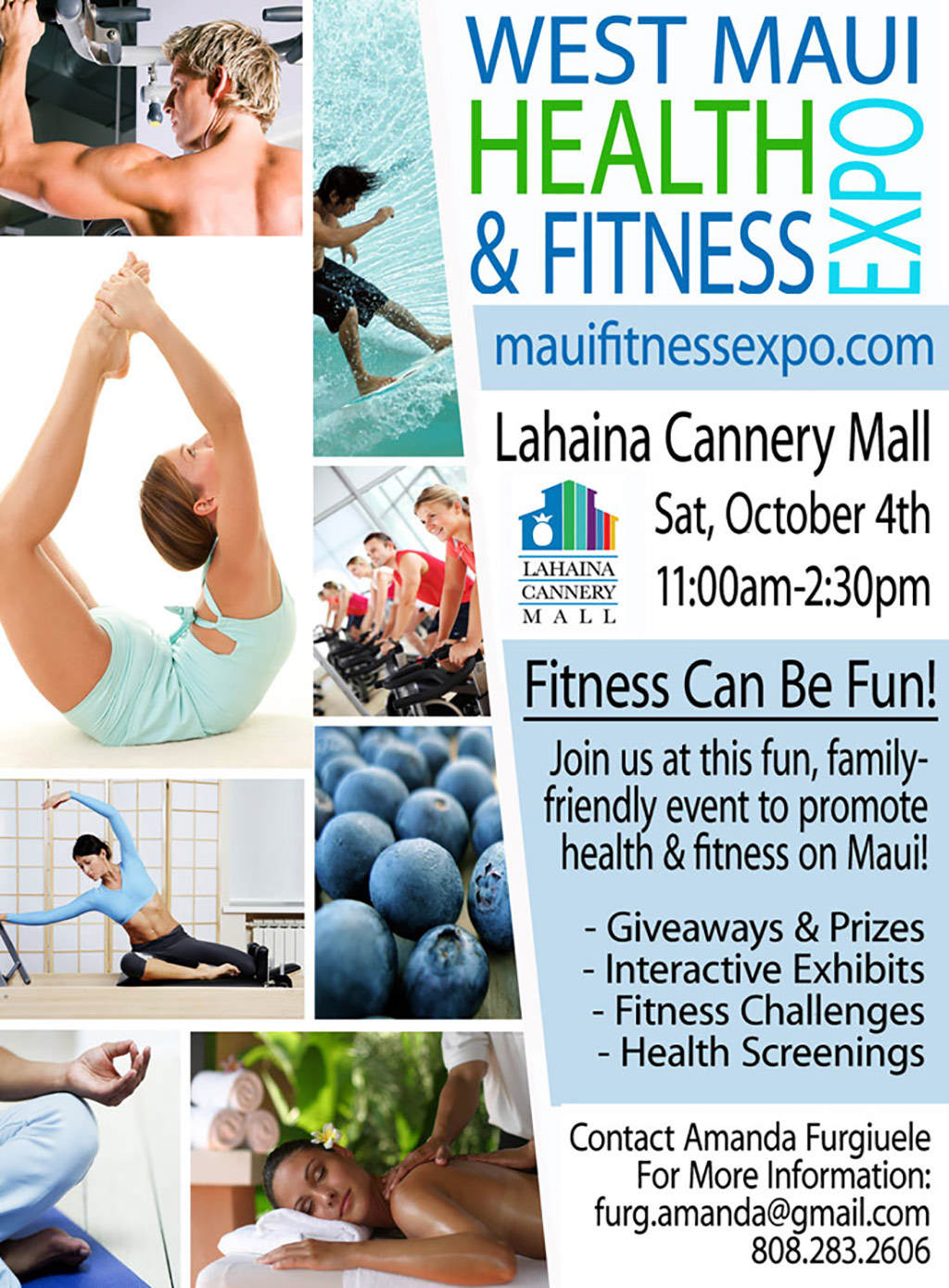 West Maui Health and Fitness Expo