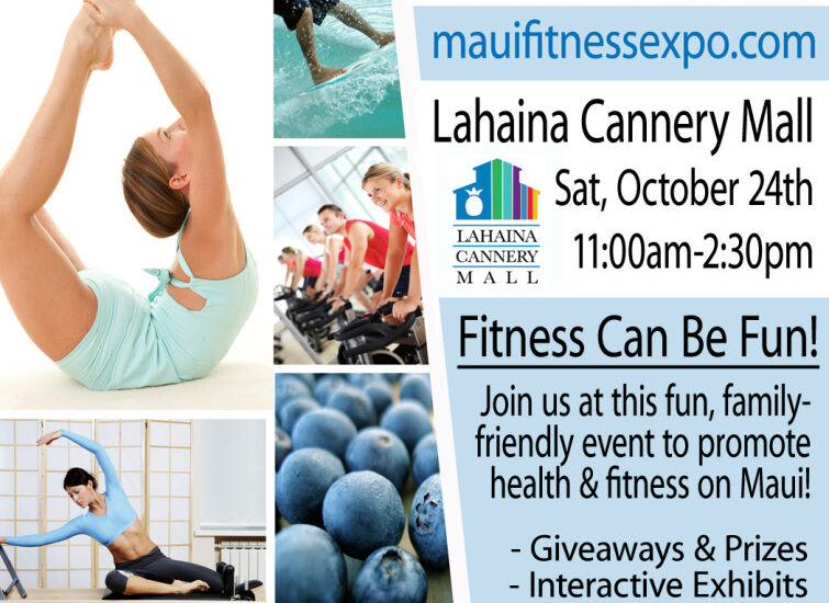 West Maui Health And Fitness Expo 6th Annual