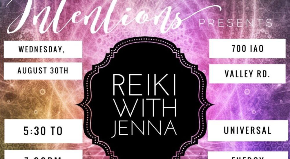 An Evening Of Reiki With Intentions Maui
