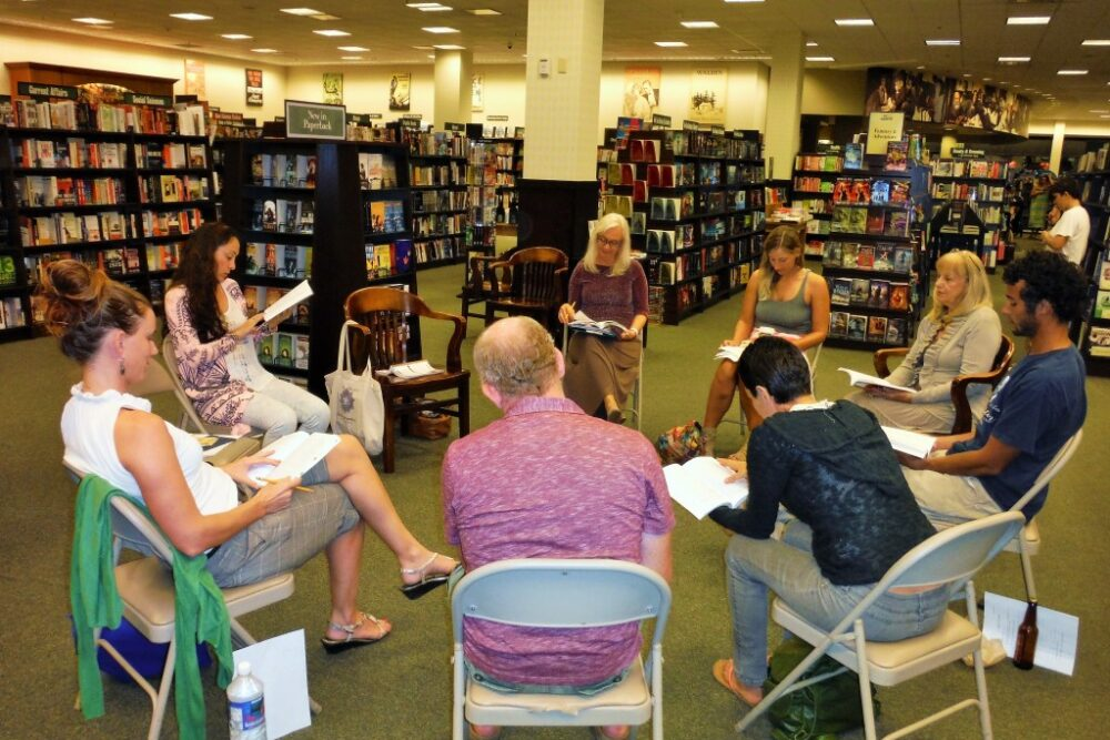 Barnes And Noble Book Study- Free Event
